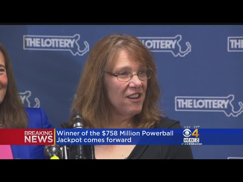 Winner Of $758 Million Powerball Jackpot Comes Forward To Claim Prize