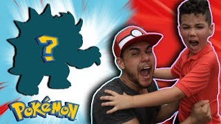 Real Life Pokemon Battle Gone Wrong! Charizard Vs Lucario