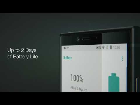 BlackBerry KEY2 - 2 Day Battery Life