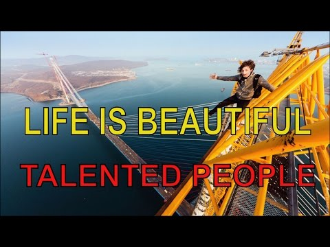 PEOPLE ARE AWESOME - TALENTED PEOPLE IN THE WORLD