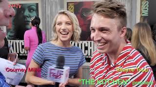"Courtney Miller  & Shayne Topp talk  ""SMOSH"" & STUFF"