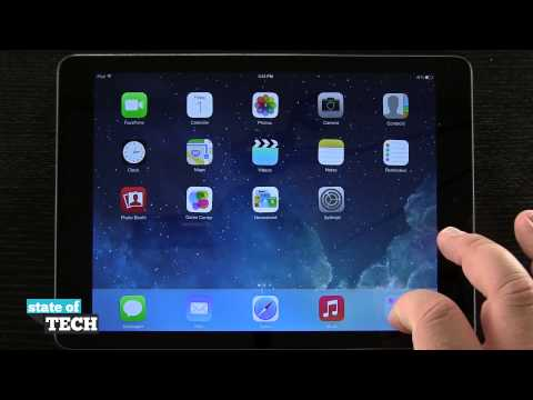 iPad Air Quick Tips   Creating and Using Folders