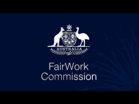 Law Week 2015—Mock unfair dismissal hearing
