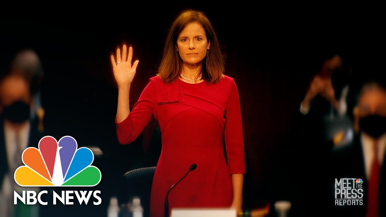 The War For The Court | Meet The Press Reports | NBC News