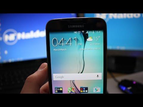Samsung Galaxy S6 Weather Widget (Download & Install)