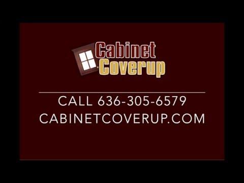 Cabinet Coverup Refacing Progression