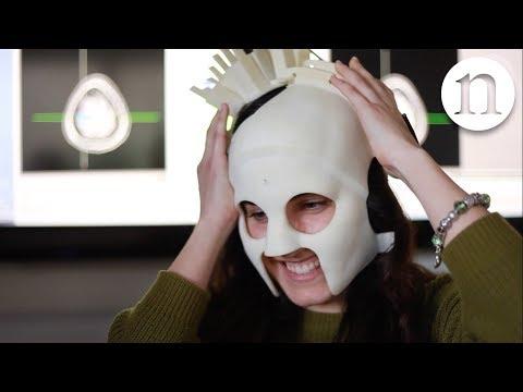 Brainwaves in motion: A wearable brain scanner