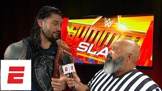 Roman Reigns' strategy to beat Brock Lesnar and become Universal Champion at SummerSlam | ESPN