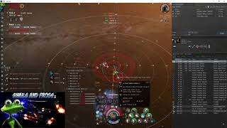 Eve Online Solo PVP Ultimate Praxis vs Cyclone, ONI and