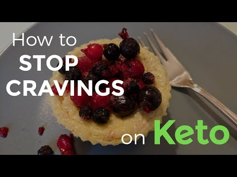 How to Stop Cravings on Keto | Food Cravings on the Ketogenic Diet