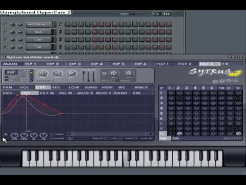 How to make a Dubstep Wobble Bass on fruity loops [FL STUDIO]