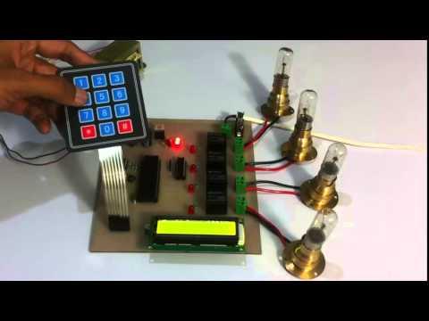circuit breaker based on password