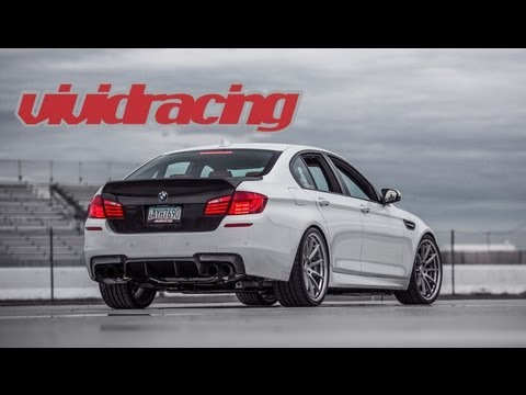 BMW M5 F10 Exotic Sounds by Meisterschaft Valve Exhaust System