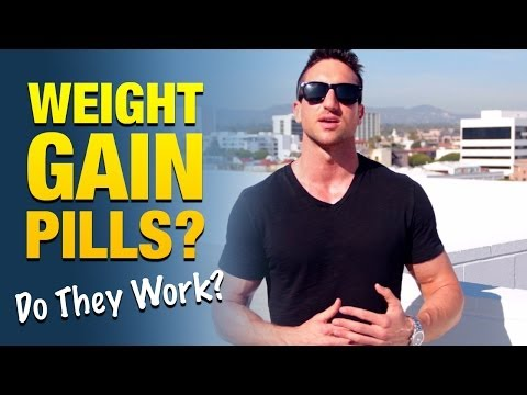 Weight Gain Pills For Skinny Men: Which Ones Work? Which Ones Are A Complete Scam?