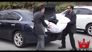 New Dead Body Scare Prank 2016  [Extended Version]