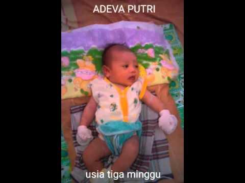 Adeva putri bayi lucu