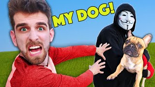 Daniel is Captured! Hackers Took His Dog and Spy Ninjas Spending 24 Hour Rescue Mission Challenge