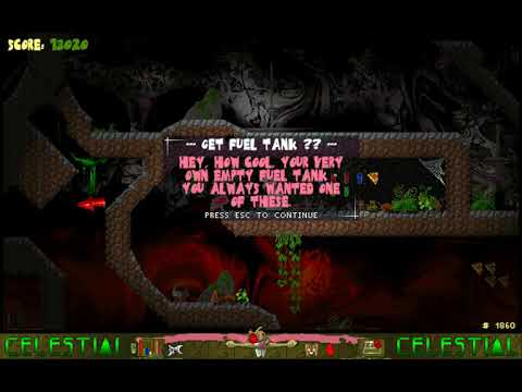 DOS Game: Toxic Bunny
