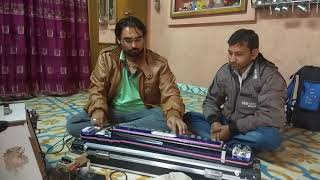 Made by Kuldeep Sharma Banjo maker and playing by Kalpesh Banjo master  Cnt no.9992121178(3)