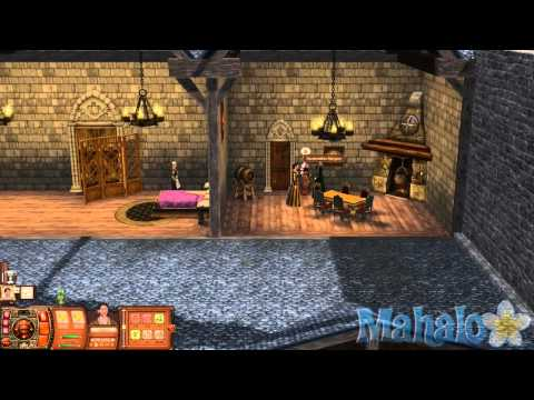 The Sims Medieval - Quest Walkthrough - The Legend of the Talking Frog