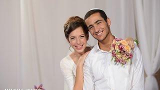 #x202b;קליפ החתונה של ליה ותומר#x202c;lrm;