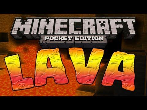 Lava Seed - Minecraft Pocket Edition