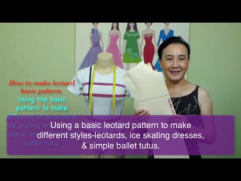 DIY your clothes & dance costumes
