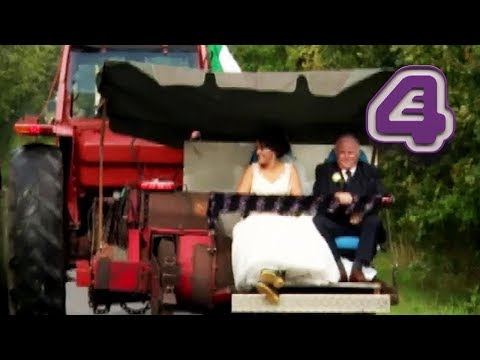 Would YOU Have Your Wedding In A Car Park & Bog??! | Don't Tell the Bride Ireland