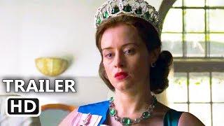 THE CROWN Season 2 Trailer (2017) Netflix, TV Show HD