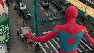 Spider man Homecoming Stan Lee Cameo Scene