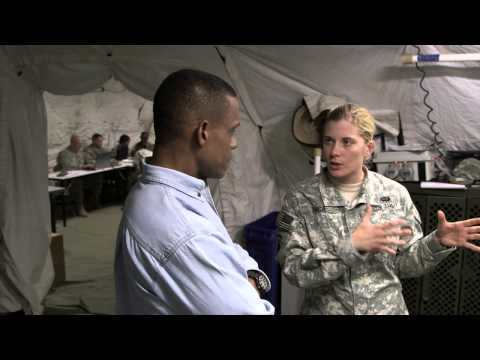 I've Got Skills:  U.S. Army Military Intelligence Officer/Associate Director Homeland Security