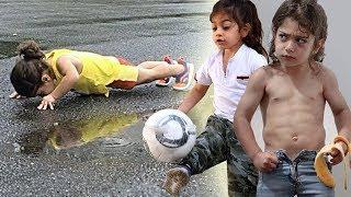 ولادة رونالدو من جديد .. الطفل آرات حسين الايراني