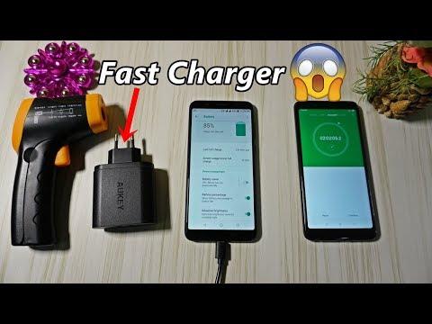 Zenfone Max Pro M1 Fast Charging Test : Improvements 😍😘