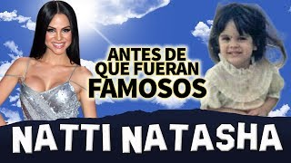 NATTI NATASHA - Antes De Que Fueran Famosos - CRIMINAL
