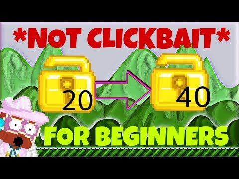 HOW TO GET RICH!!! HOW TO DOUBLE YOU WLS!!! FOR BEGINNERS!!! Episode #7   Growtopia