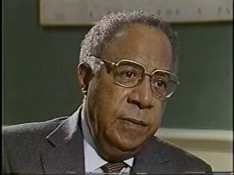 Alex Haley explains how one's history is one's destiny
