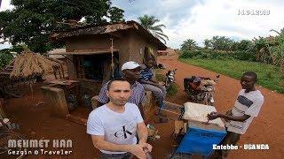 Afrika'nın bir köşesinde yaşam. Uganda Entebbe'de Nakiwogo bölgesinden izlenimlerim