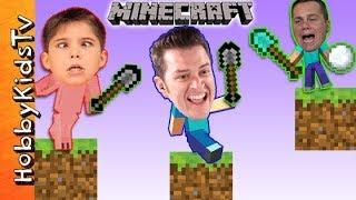 Minecraft SHOVEL Mini Game