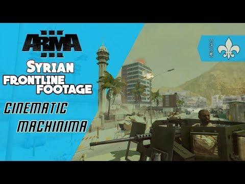 Syrian Frontline REALISTIC Cinematic | Machinima