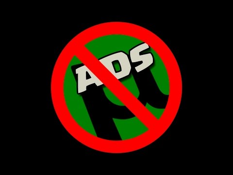 How to remove ads from Utorrent without buying full version?  -2016