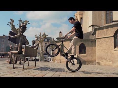 VANS BMX   Ben Gea welcome to the Team