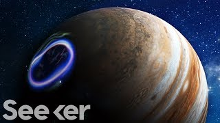 The Mystery Behind Jupiter