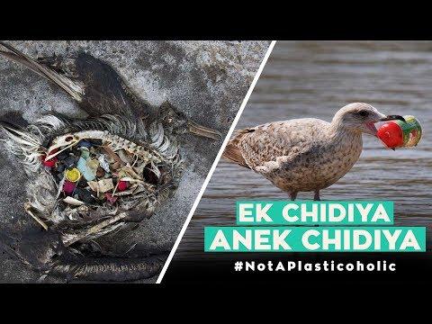Indiatimes - Ek Chidiya, Anek Chidiya - #NotAPlasticoholic | How Birds Are Dying Because Of Plastic