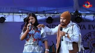 magne budo + sita Devi timalsena काठमाण्डुको फोहोर को बारेमा यसरि ब्यंग्य गरे