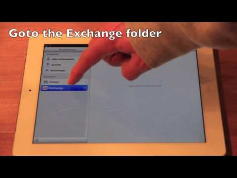 Howto setup Hotmail on Ipad with IMAP (Yes it Works!) - IOS