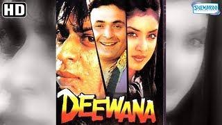 Deewana 1992 (HD) Hindi Full Movie in 15mins - Shah Rukh Khan, Rishi Kapoor, Divya Bharti