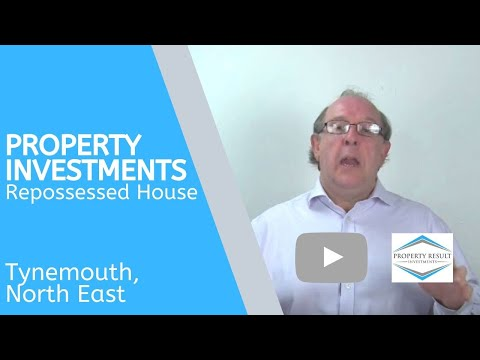 Property Investments in Tynemouth, North East – Repossessed Houses for Sale Tynemouth, North East