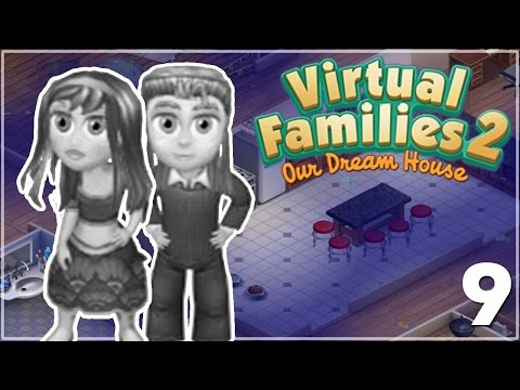 The Spice Ghosts & Marrying a Gold-Digger?! • Virtual Families 2 - Episode #9