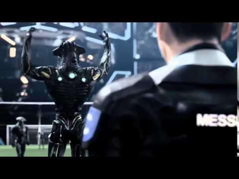 Galaxy 11 vs Aliens   Historia y partido completo1