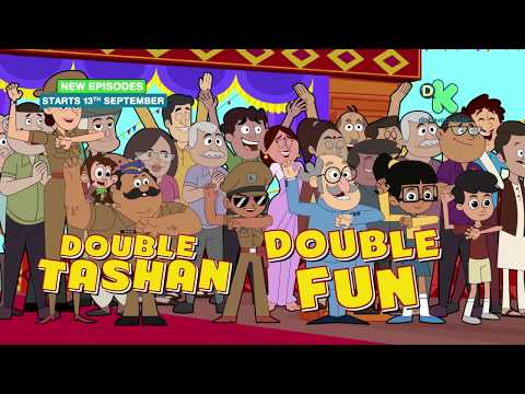 Little Singham Season 2   New Promo   All New Episodes   Discovery Kids